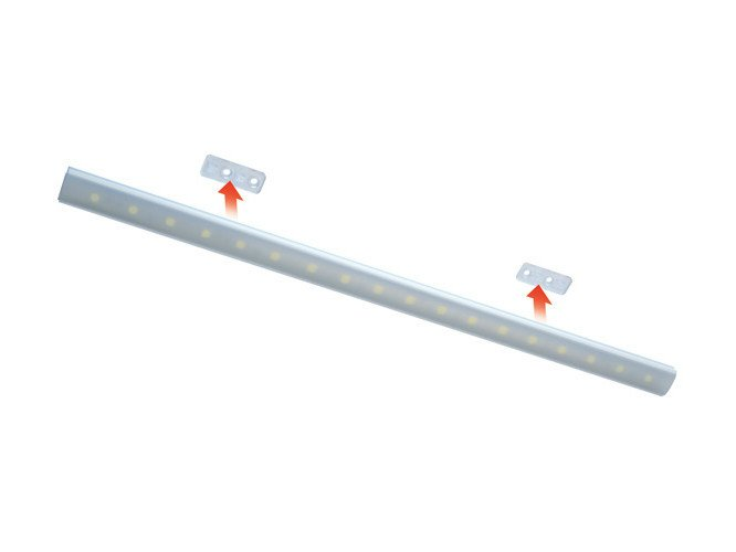 Aluminium Furniture lighting / LED light bar SIMPLY 920 by Quicklighting