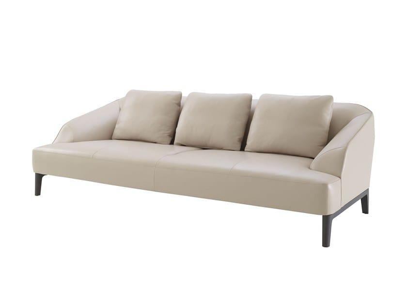 Leather sofa SINTRA | Leather sofa by Ligne Roset