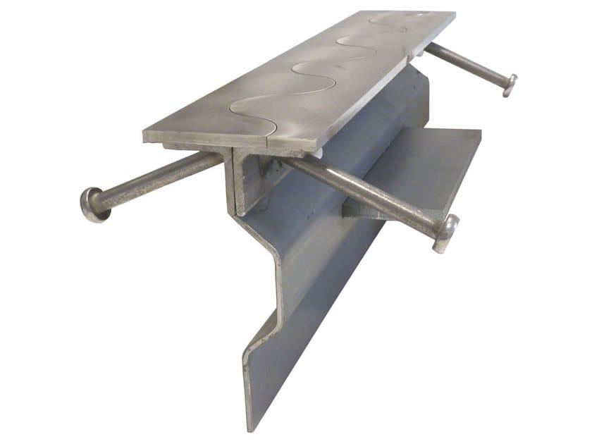 Giunto di costruzione/riparazione per pavimenti industriali SINUS 06NC85 5D by CPR GIUNTI