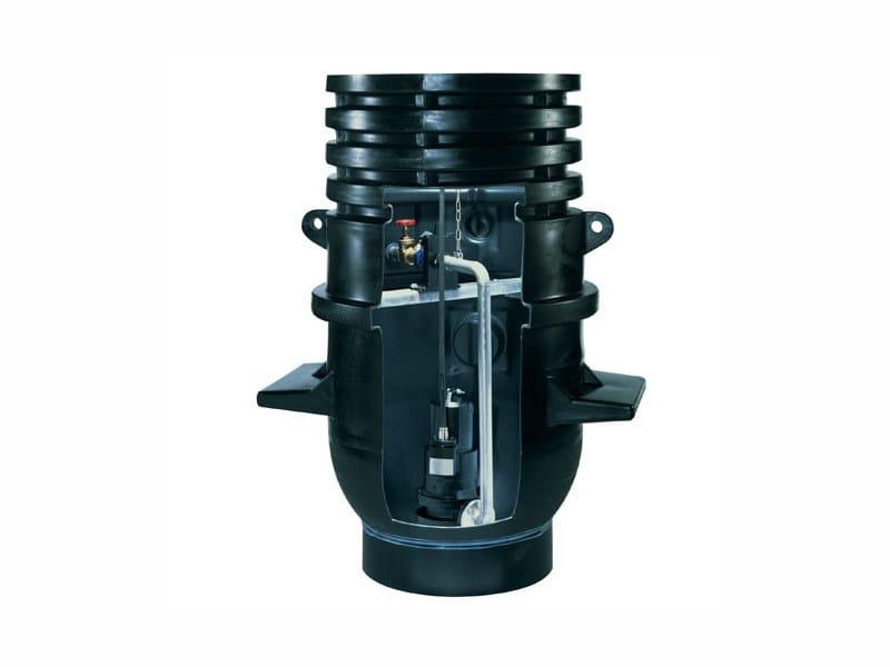 Grey water unit SIR 1100   Grey water unit by SALMSON