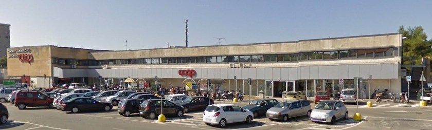 SISMOCELL Centro commerciale Coop Rosignano Marittimo (Li)