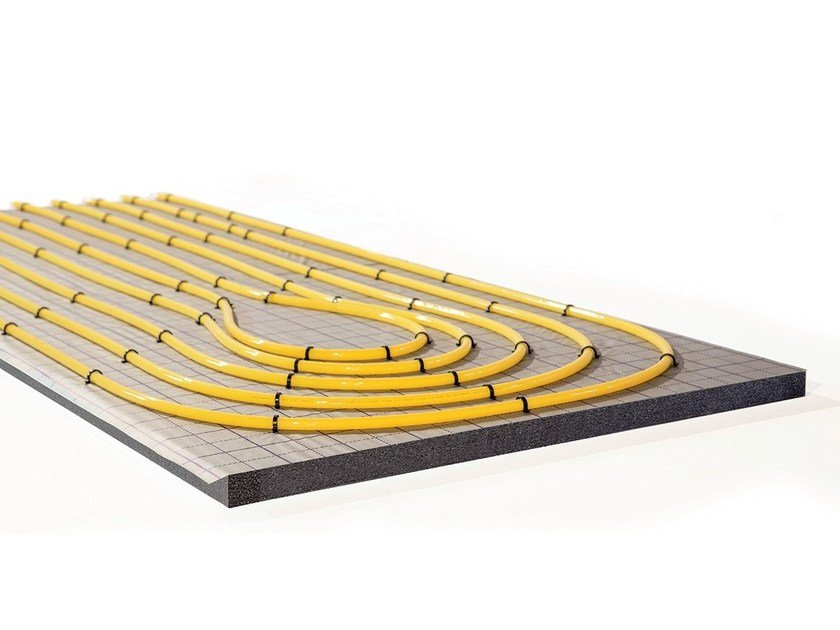 Radiant floor panel PANTHE PUR PLUS by PANTHERM