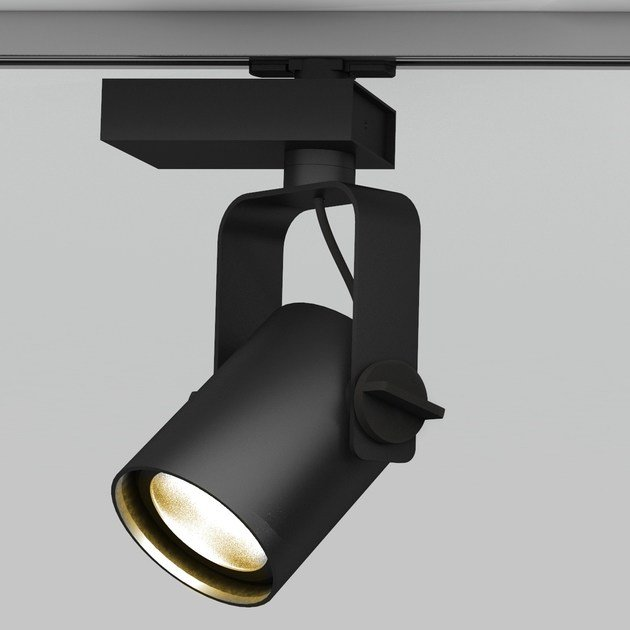 LED aluminium Track-Light SISTEMA R11 by Martinelli Luce