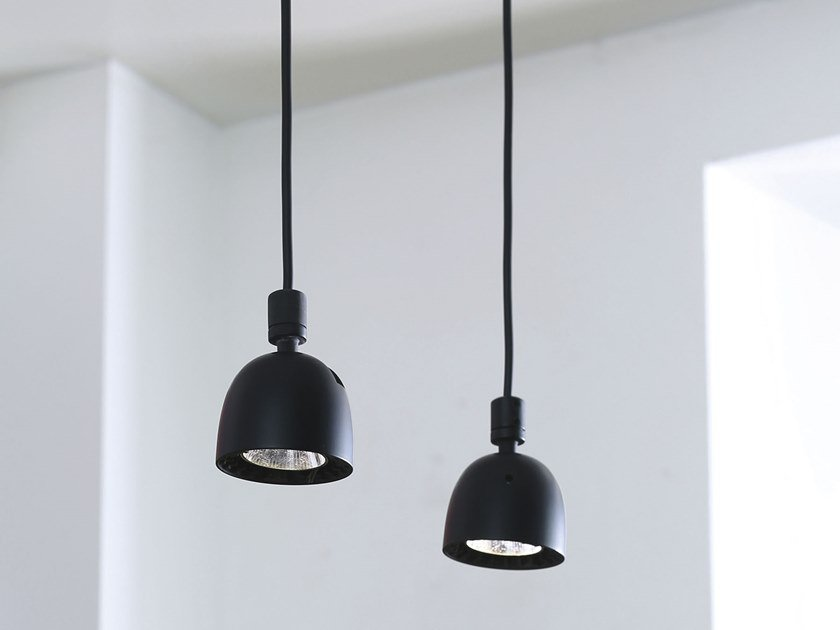 LED swivel pendant lamp SISTEMA U | Pendant lamp by Martinelli Luce
