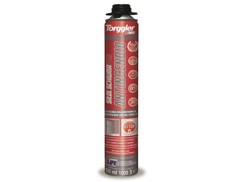 Foam and spray SITOL SCHIUMAPUR ANTINCENDIO by Torggler Chimica