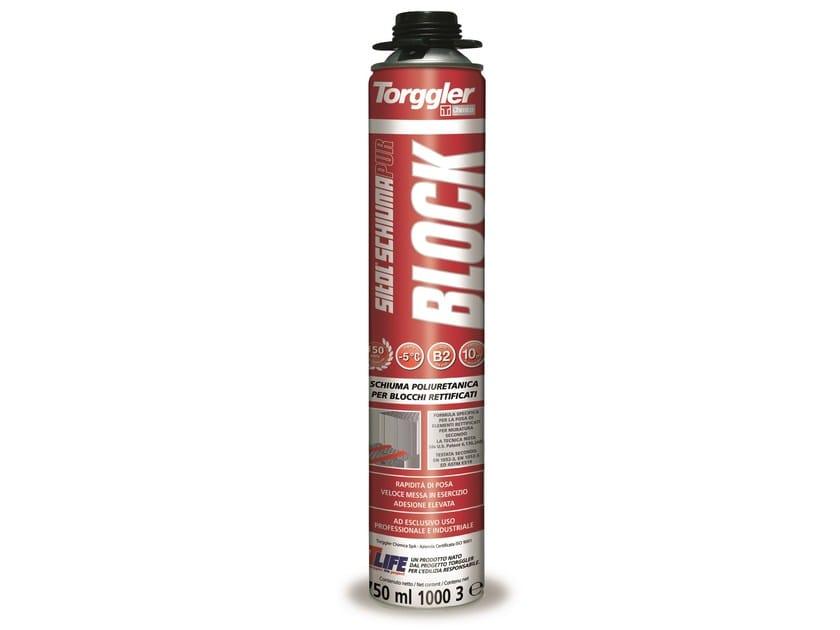 Foam and spray Sitol Schiumapur Block by Torggler Chimica