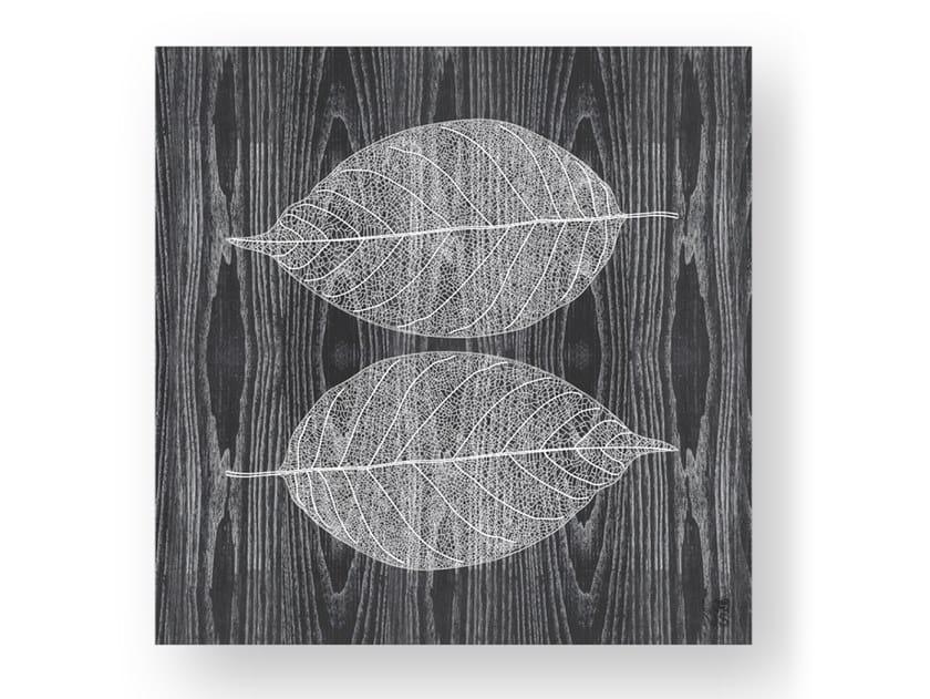 Wooden Decorative panel SKELETON COLORS by LIGNIS®