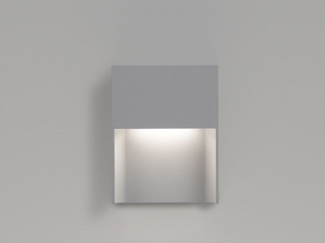 LED wall-mounted steplight SKOV S by Delta Light