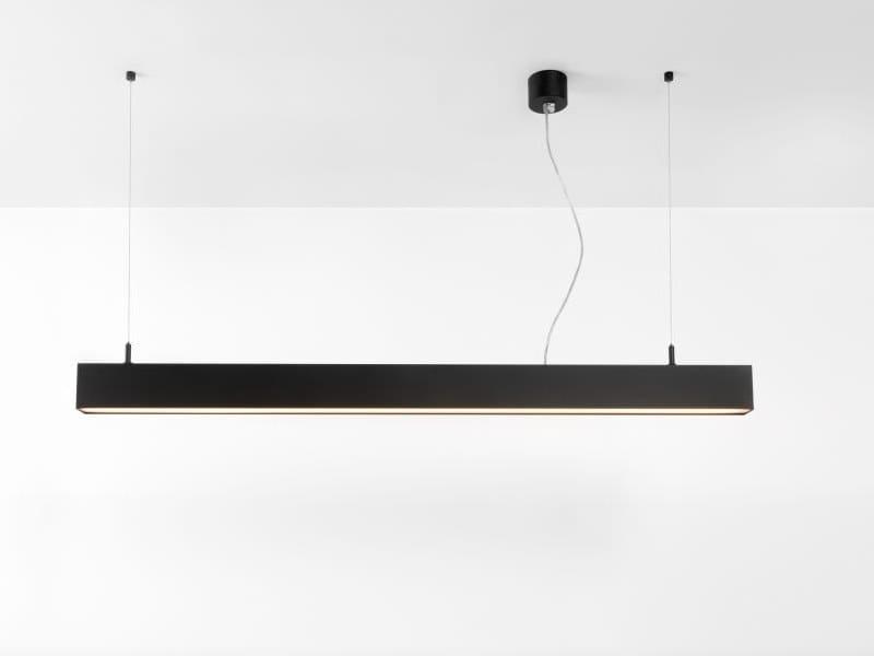 Linear lighting profile for LED modules SLD50 | Linear lighting profile by Modular Lighting Instruments
