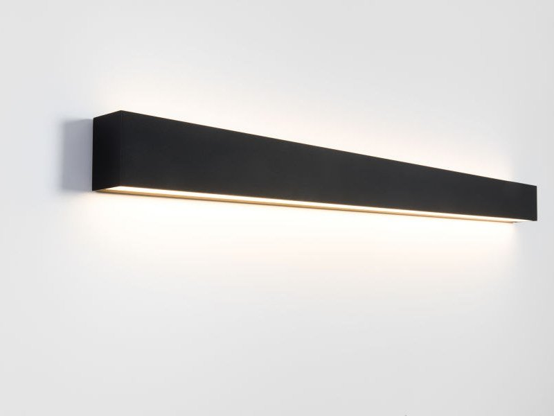 Wall-mounted Linear lighting profile for LED modules SLD50 | Wall-mounted Linear lighting profile by Modular Lighting Instruments