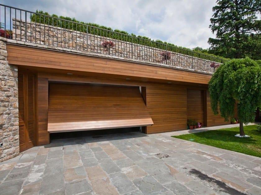 Garage Door By Capoferri Serramenti