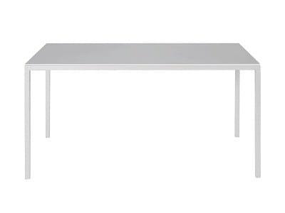 Rectangular garden table SLIM | Rectangular table by Papatya