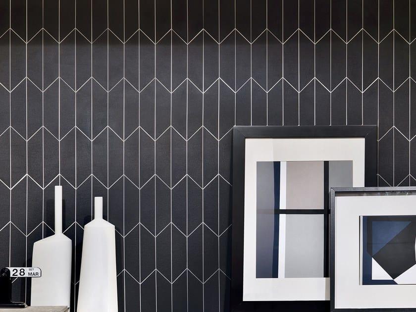 Laminated stoneware wall/floor tiles SLIMTECH MAUK LAPPATA by LEA CERAMICHE