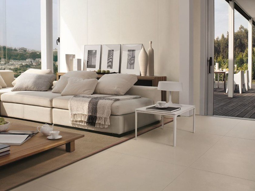Laminated stoneware wall/floor tiles SLIMTECH SHADE by LEA CERAMICHE