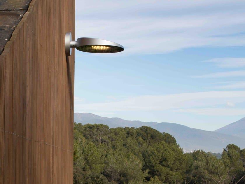 Lampione stradale a LED in alluminio da parete SLOPE | Lampione stradale da parete by URBIDERMIS
