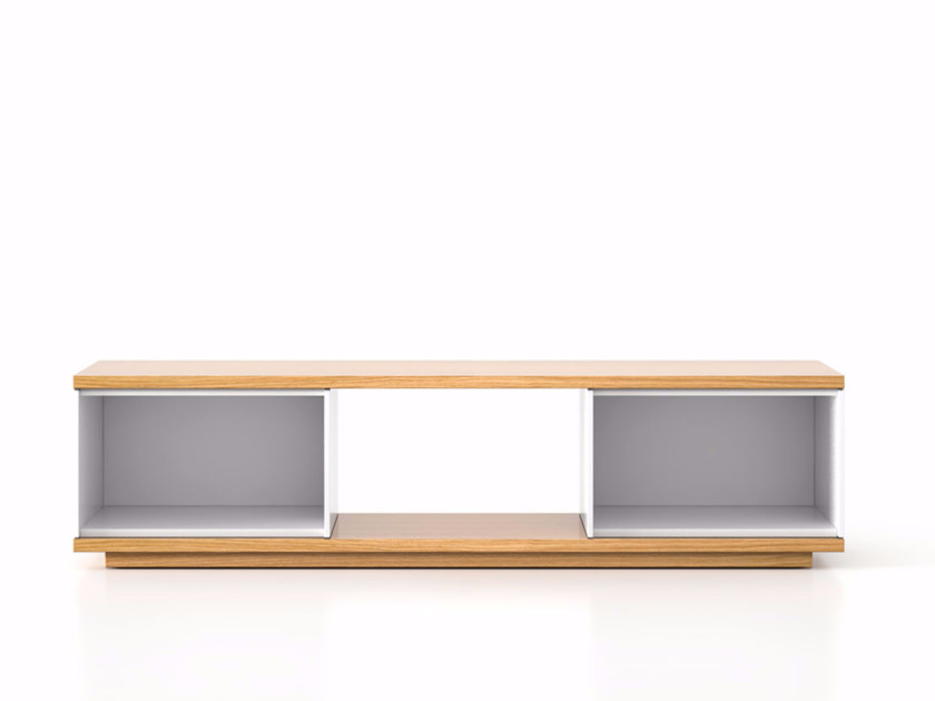 Lacquered wooden sideboard SLT001 | Lacquered sideboard by Punt
