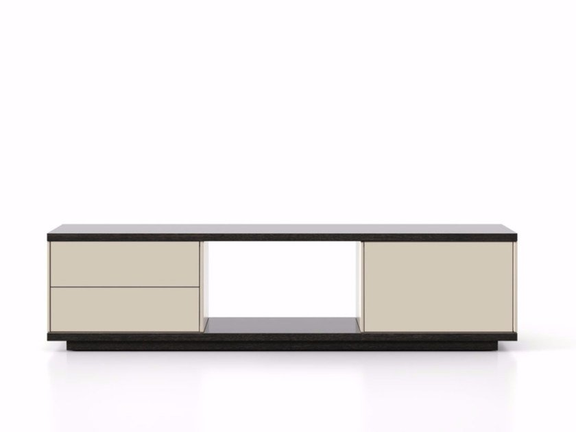 Wooden sideboard with doors with drawers SLT005   Sideboard with drawers by Punt
