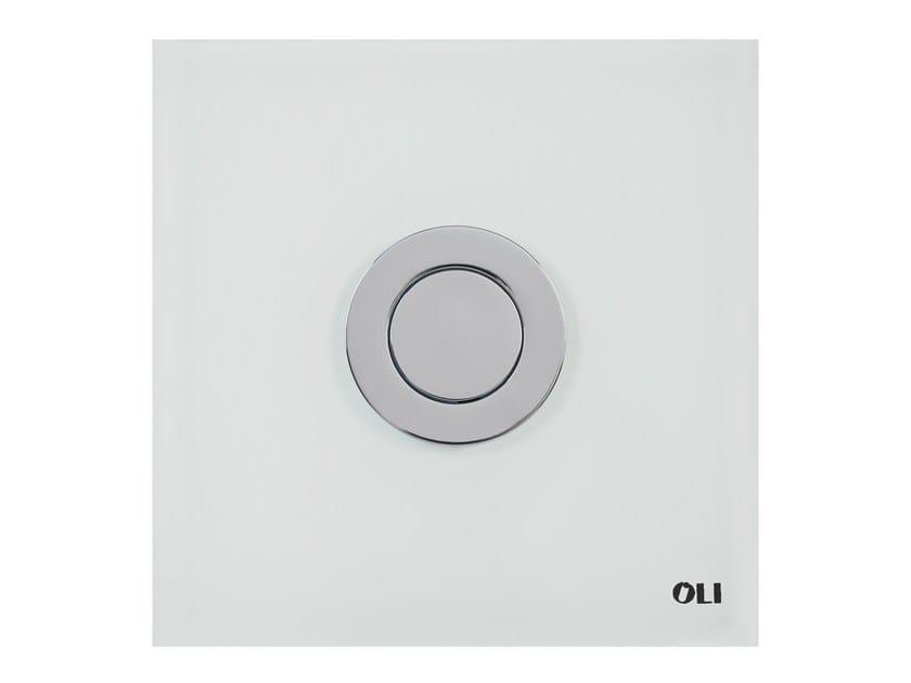 Glass Flush plate SM15 URINAL by OLI