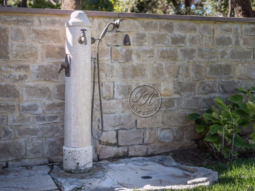 Natural stone Drinking fountain Small fountain 3 by GH LAZZERINI