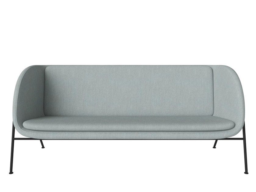 Fabric Small Sofa GALA | | 3 Seater Sofa By Bolia