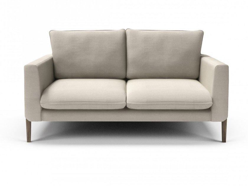 2 seater fabric sofa CHARLES | 2 seater sofa by Huppé