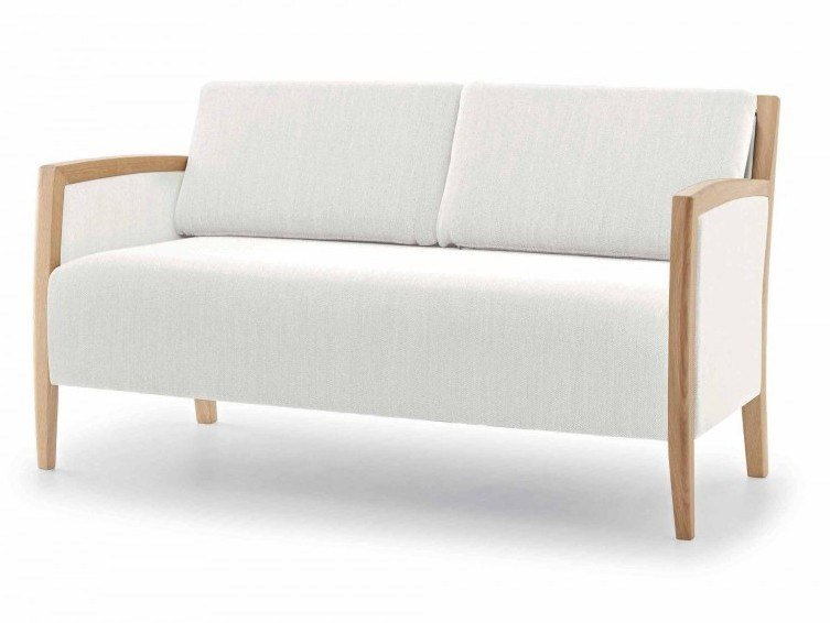 Fabric small sofa DELPHI LAZY SOFA by Passoni
