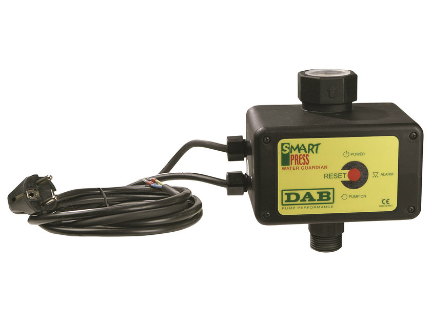 On/off controller SMART PRESS by Dab Pumps
