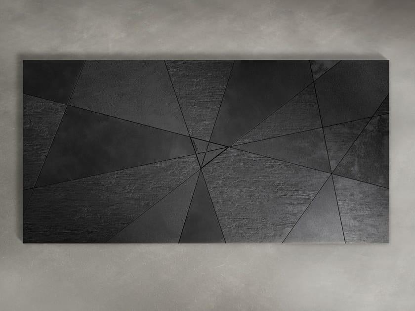 Plato de ducha antideslizante rectangular de Akron© SMART QUIZ by Acquabella