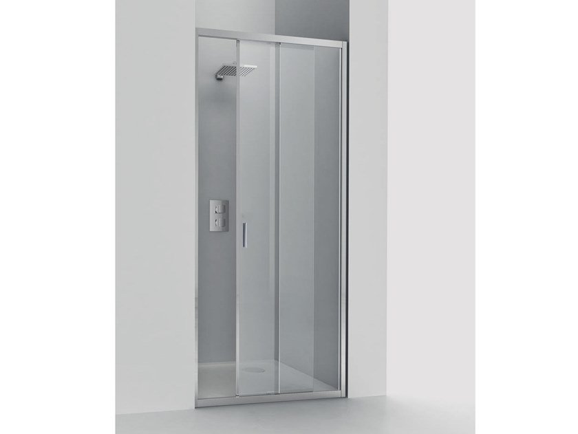 Niche shower cabin with tray SMART SC1 by RELAX