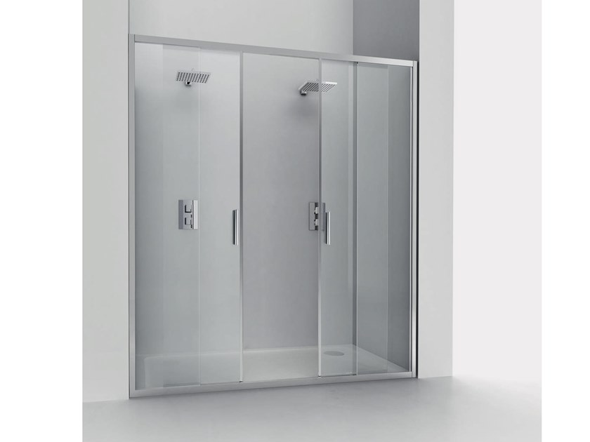 Cabine De Douche 2 Places En Niche Smart Sc2 Collection Smart By Relax