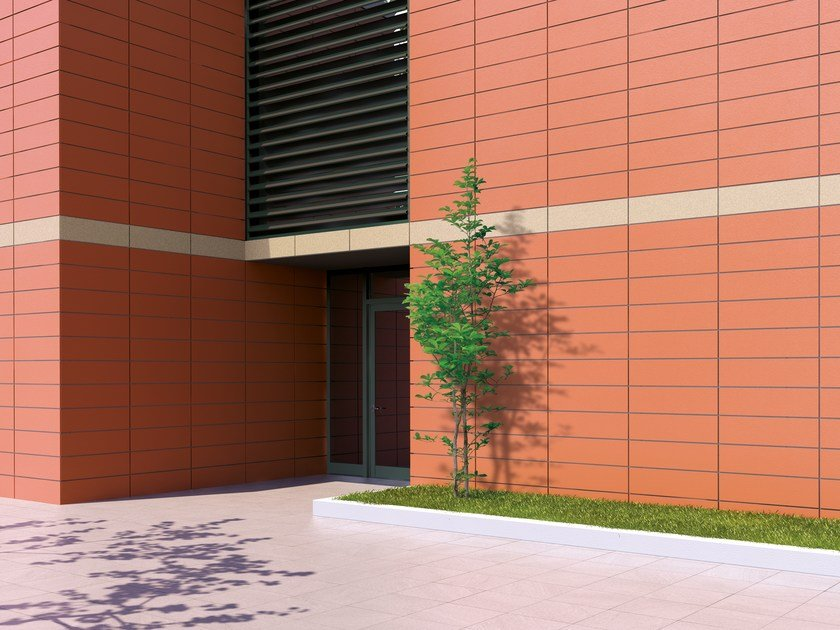 Aluminium Panel for facade Wall Cladding by Alumil