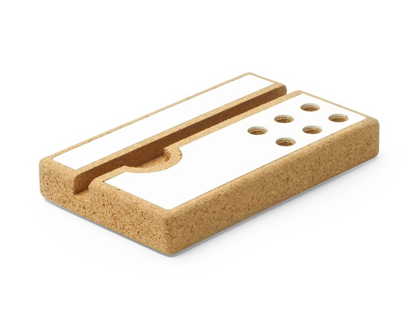 Table top cork Tablet support NIU | Tablet support by UBIKUBI