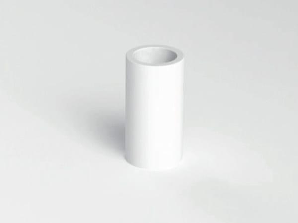 Countertop Corian® toothbrush holder UNICO | Corian® toothbrush holder by Rexa Design