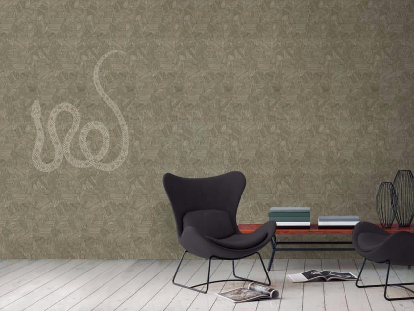 Washable vinyl wallpaper SNAKE by GLAMORA