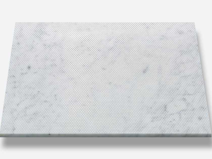 Indoor marble wall tiles SNAKE by AKDO