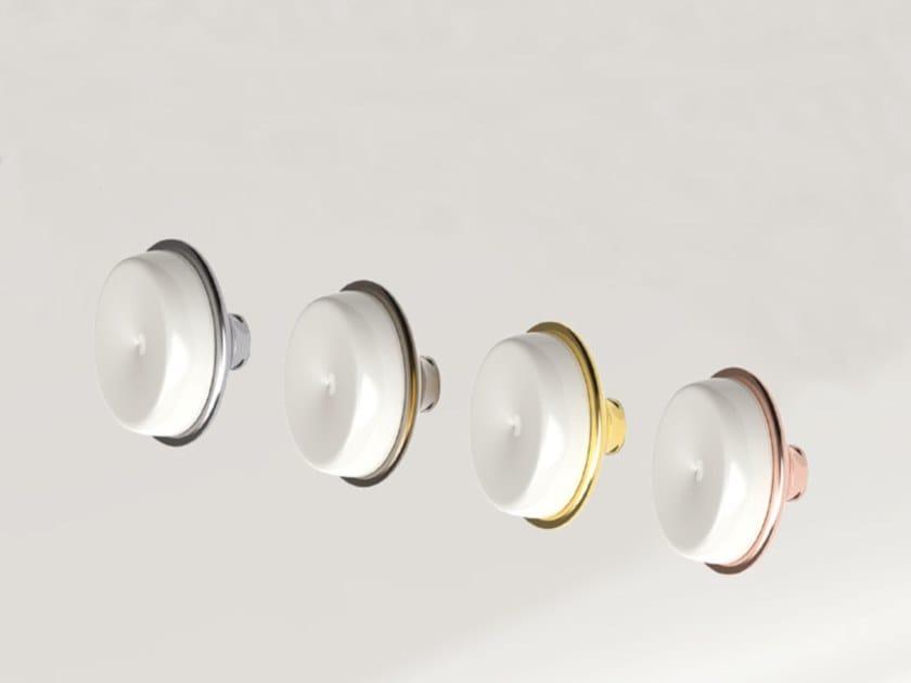 Pomello in metallo SNOOTY | Pomello by BRL METAL DESIGN