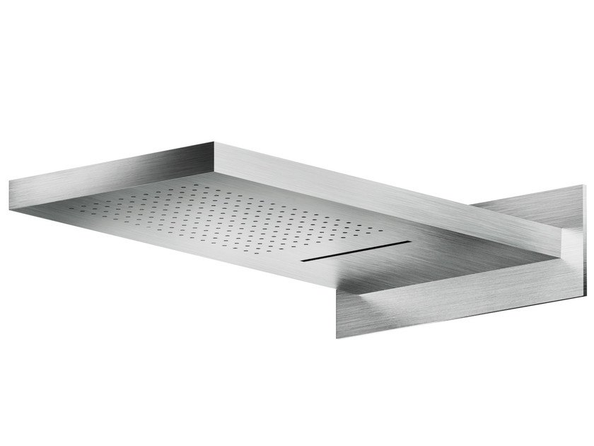 Wall-mounted stainless steel overhead shower SO604 | Wall-mounted overhead shower by MGS