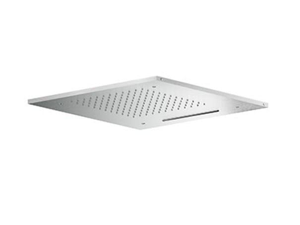 Tête de douche de plafond en acier inoxydable avec 3 jets SO626   Tête de douche by MGS
