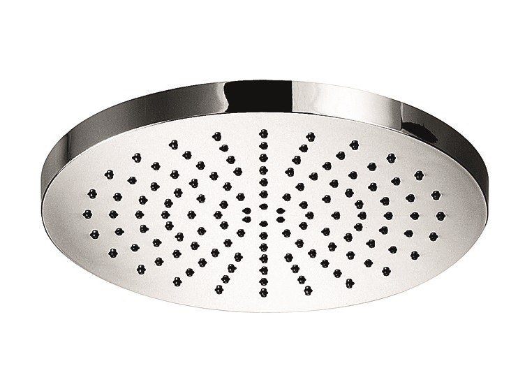 Stainless steel rain shower SO629 | Overhead shower by MGS