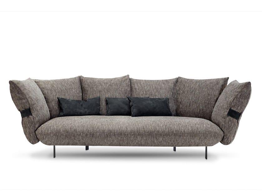 Fabric sofa SMOOTH OPERATOR | Sofa by Arketipo