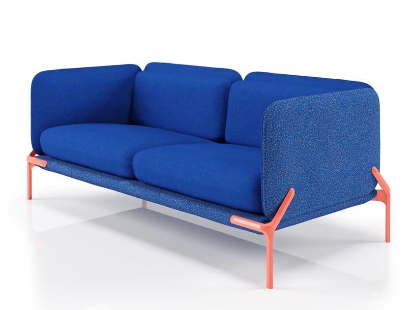 Fabric sofa CAST | Sofa by La Manufacture du Design