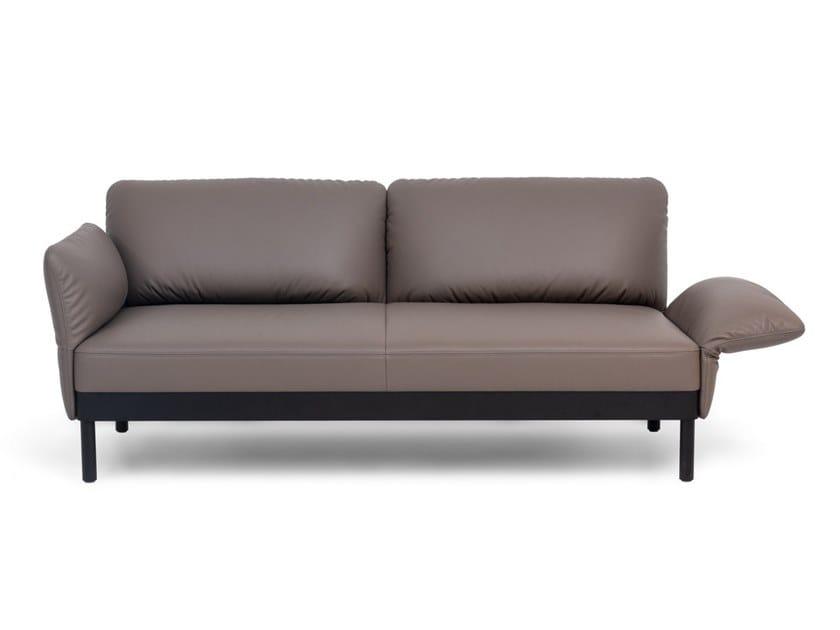 Leather sofa DS-840 | Sofa by de Sede