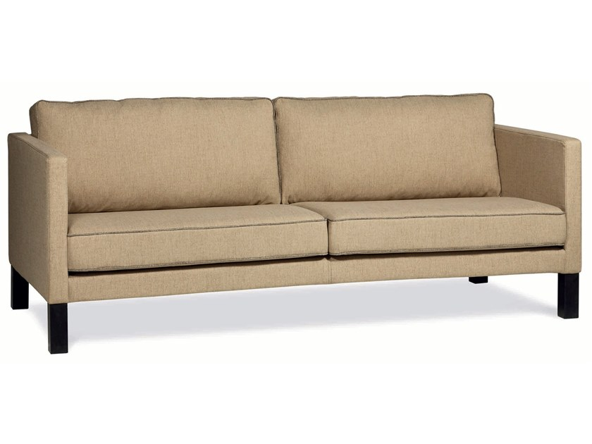 Upholstered 3 seater fabric sofa ALIX | Sofa by Désio