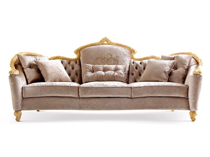 3 seater fabric sofa OPERA | Sofa by Andrea Fanfani