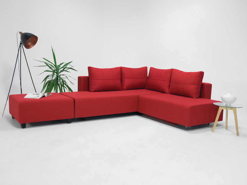 Modular convertible sofa GEMINI | Sofa by Feydom