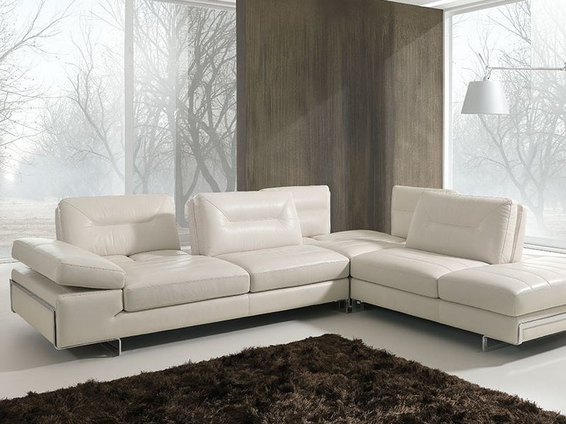 Corner Recliner Sofa Stallone By Franco Ferri Italia