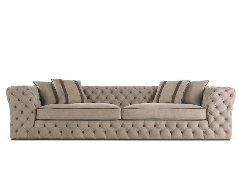 Tufted 3 Seater Sofa King S Cross By Gianfranco Ferré Home