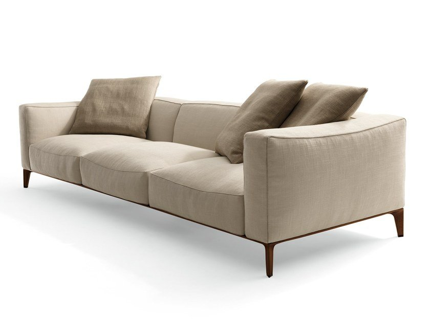 3 seater fabric sofa ATON   Sofa by GIORGETTI