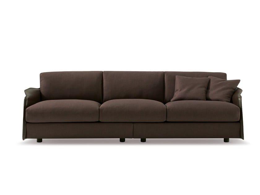 Sectional fabric sofa FABULA | Sofa by GIORGETTI