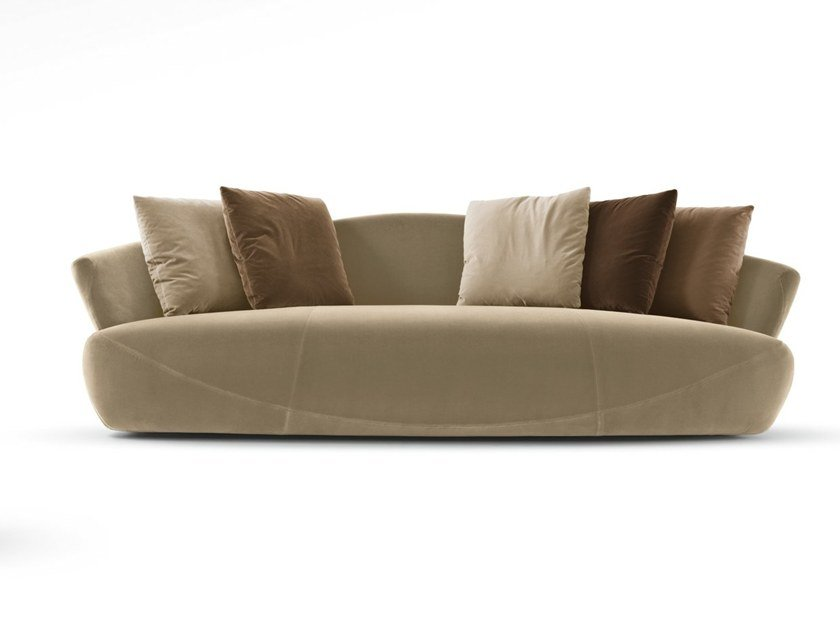 Fabric sofa SOLEMYIDAE | Sofa by GIORGETTI
